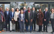 Una delegación del Ministerio de Sanidad de Gambia se interesa en Toledo por el modelo de sistema sanitario de Castilla-La Mancha