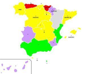 Comienza la epidemia de gripe en Asturias y País Vasco