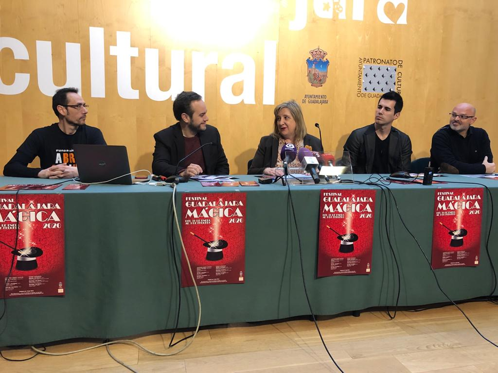 """Guadalajara será """"mágica"""" durante varios días con la participación de magos e ilusionistas locales e internacionales"""