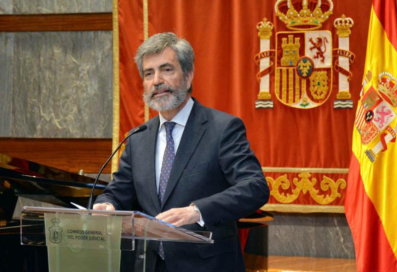 """El CGPJ llama a Iglesias a respetar la """"profesionalidad"""" e """"independencia"""" de los jueces españoles"""