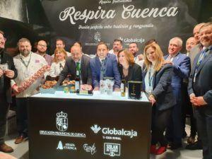 """""""Hoy es el inicio de una larga relación entre la Diputación de Cuenca y Madrid Fusión, ya que estaremos en futuras ediciones"""""""