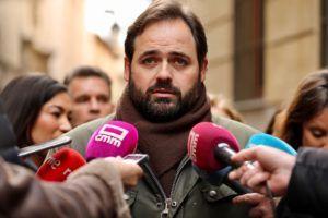 """Núñez asegura que la situación de crisis sanitaria exige """"pensar en el conjunto de España y estar todos unidos"""" para luchar contra el coronavirus"""