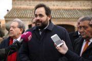 Núñez pide a Sánchez que deje de dar problemas, generar incertidumbre y sustos y sobresaltos a los españoles