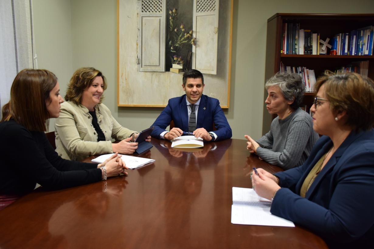 El Gobierno de Castilla-La Mancha y el Ayuntamiento de Campo de Criptana trazan un Plan Estratégico de Turismo de cuatro años para el municipio