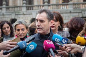 """Francisco Tierraseca: """"no hay excusas ni argumentos para suavizar lo que es un ataque contundente de violencia hacia las mujeres"""""""