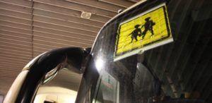 Tráfico detecta en cinco días más de 1.000 autobuses escolares sin autorización