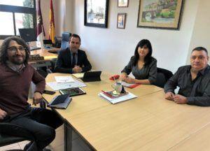 El Gobierno regional inicia la planificación educativa para la puesta en marcha del nuevo Instituto en Yeles el próximo curso 2020-2021