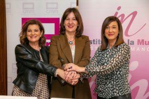 El Gobierno de Castilla-La Mancha y RTVCM refuerzan su colaboración en aras de alcanzar la igualdad real y efectiva entre mujeres y hombres