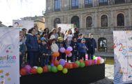 El Ayuntamiento se suma al manifiesto de Afanion, 'No más barreras', con motivo del Día Internacional del Cáncer Infantil