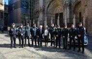 Tolón presenta cinco nuevos vehículos para la Policía Local equipados con mejores prestaciones para su servicio