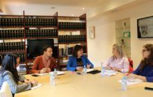 El Gobierno regional se reúne con CCOO y UGT de cara a la redacción del anteproyecto de Ley LGTBI de Castilla-La Mancha
