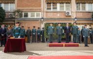 Tierraseca, ha visitado en Cuenca la Comandancia de la Guardia Civil y la Comisaría de la Policía Nacional