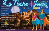 Este viernes se inicia en Cuenca una nueva edición de La Noche +Joven