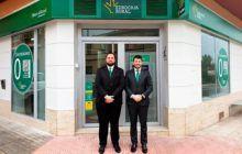 Eurocaja Rural continúa creciendo con una nueva oficina en Muro de Alcoy (Alicante)