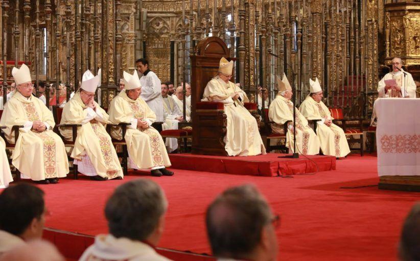 Despedida de la Archidiócesis Primada del Sr. Arzobispo, don Braulio Rodríguez Plaza