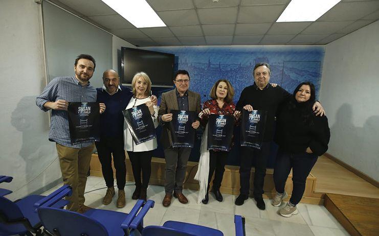 El Teatro de Rojas acoge los días 28 y 29 de febrero la obra 'Susan y el diablo' con María José Goyanes como protagonista