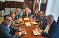 El Gobierno de Castilla-La Mancha avanza junto al Ayuntamiento de Guadalajara para lograr una ciudad cada vez más sostenible