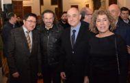 El equipo de Gobierno asiste en la Catedral, a la inauguración de la exposición 'Apostolados' del pintor José María Cano