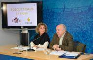El Ayuntamiento y la empresa Sigaus firman un convenio para la plantación de un nuevo bosque urbano con 1.000 árboles en La Legua