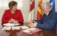 'Quijote Maratón' solicita el apoyo de la Junta en su 25 aniversario para la celebración de 'El Maratón de los pueblos' y la VIII Carrera de la Mujer