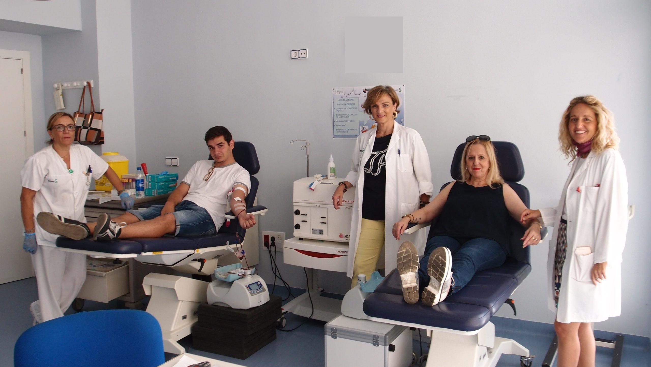 La oleada de solidaridad de donantes de sangre en Castilla-La Mancha permite garantizar la actividad asistencial y quirúrgica