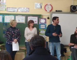 Los cinco colegios públicos del Polígono inician un nuevo recurso para mejorar situaciones de desventaja en el alumnado