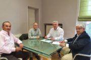El presidente José Luis Vega transmite su apoyo a los Grupos de Desarrollo Rural de la región