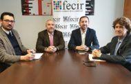 El Gobierno de Castilla-La Mancha traslada a FECIR las acciones que el Instituto de Promoción Exterior pone a disposición de los empresarios
