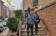 La colaboración ciudadana hace posible la detención de unos atracadores en Guadalajara en pleno robo