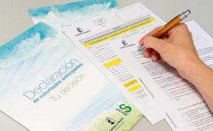 Un total de 1.046 personas se inscribieron en el Registro de Voluntades Anticipadas de Castilla-La Mancha a lo largo del pasado año
