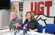 UGT denuncia el incremento en CLM de la siniestralidad laboral y urge a crear la figura del delegado territorial y a negociar un plan de choque nacional