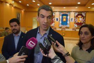 """El concejal de Hacienda presenta unos presupuestos para 2020 que pretenden """"definir y asentar un nuevo proyecto de ciudad"""" para Talavera"""