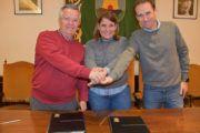 El Ayuntamiento y MotoClub Talavera suscriben el convenio de colaboración para las tres pruebas deportivas que se disputarán este 2020 en la ciudad