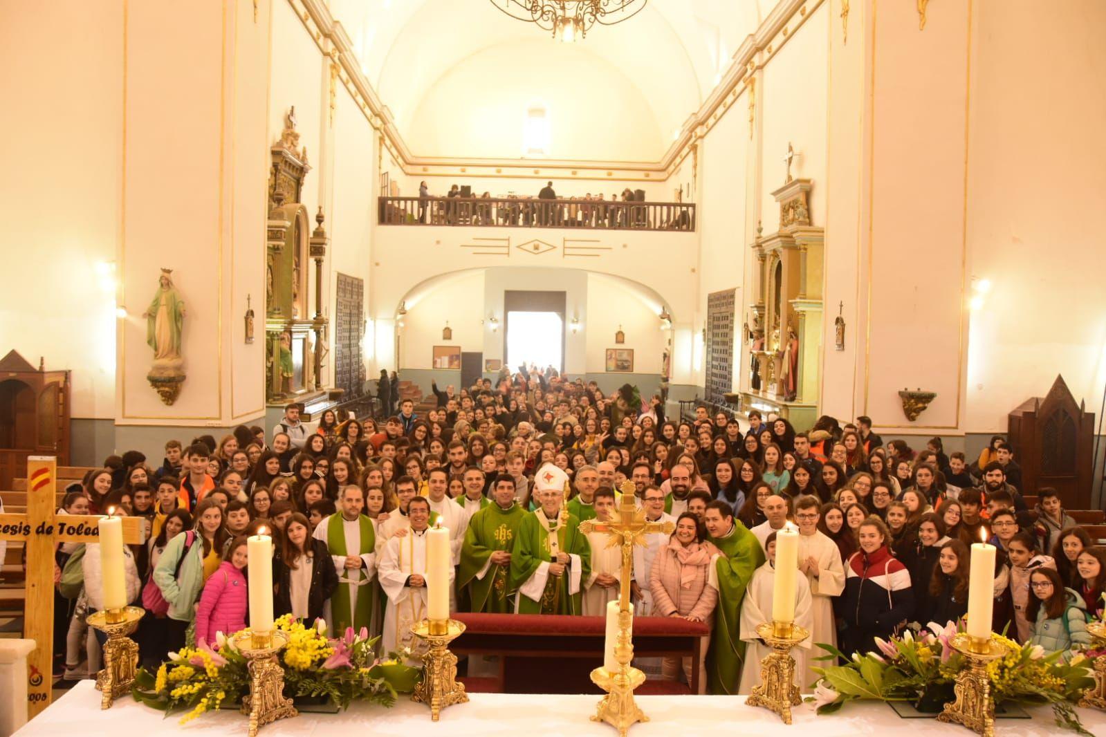 Peregrinación Diocesana de Jóvenes al Santuario del Santísimo Cristo de Urda
