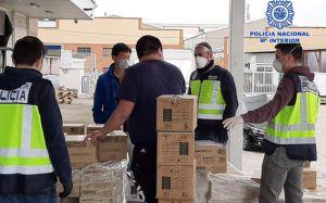 El Servicio de Salud de Castilla-La Mancha retira mascarillas de protección tras recibir una alerta urgente del Ministerio de Trabajo y Economía Social
