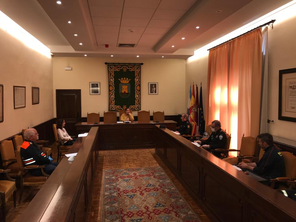 """La Comisión Local de Coordinación y Seguridad secunda el lema de que """"la ciudadanía es la mejor vacuna que tenemos para combatir el Covid-19"""""""