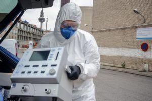 España roza los 40.000 casos de coronavirus y suma ya más de 2.600 muertes