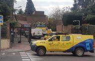 GEACAM complementa las tareas de limpieza y desinfección del Ayuntamiento de Talavera en las residencias de mayores de la ciudad