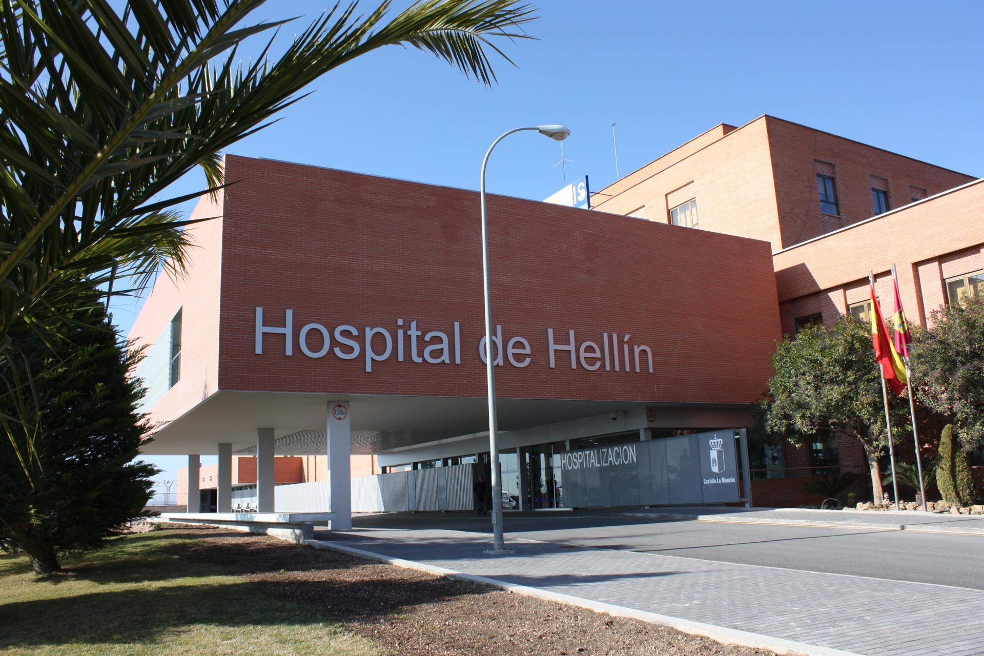 El hospital de Hellín adapta sus espacios y traslada el servicio se Ginecología y Pediatría al gimnasio