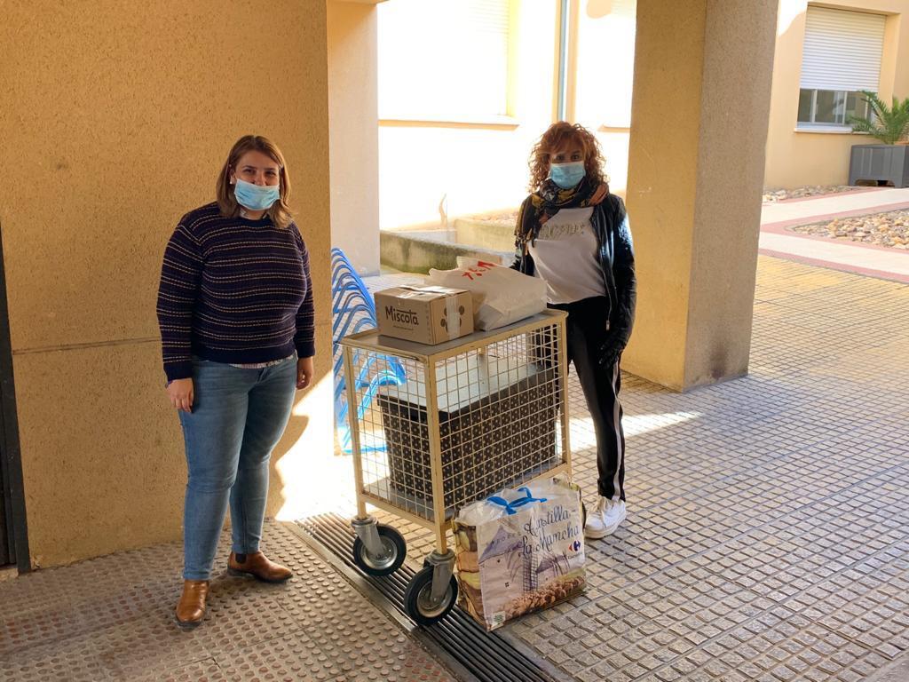 El Ayuntamiento agradece a Agrestac, Leroy Merlín y Talavera Higiene sus donaciones de material de prevención y protección