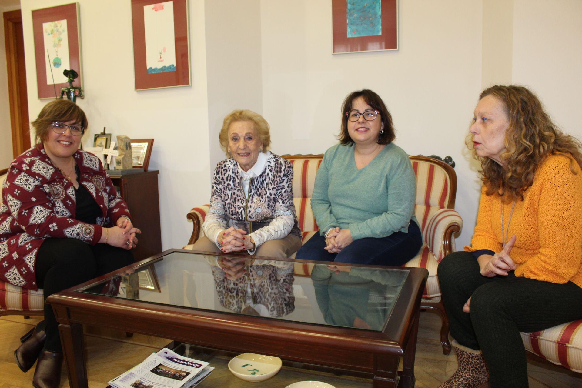 El Gobierno de Castilla-La Mancha felicita a la ciudadrealeña Bienvenida Pérez que será reconocida en el acto institucional del Día de las Mujeres