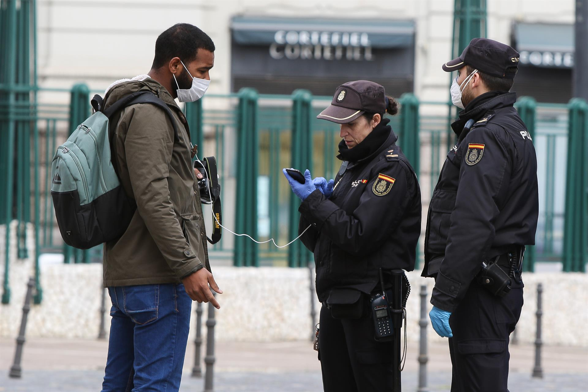 Policía y Guardia Civil practican 80 detenciones y alertan de quienes abandonan hospitales sin alta