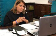 CCOO y UGT se comprometen con la alcaldesa de Talavera a trabajar en el marco del diálogo social por la reactivación económica y la recuperación social de la ciudad