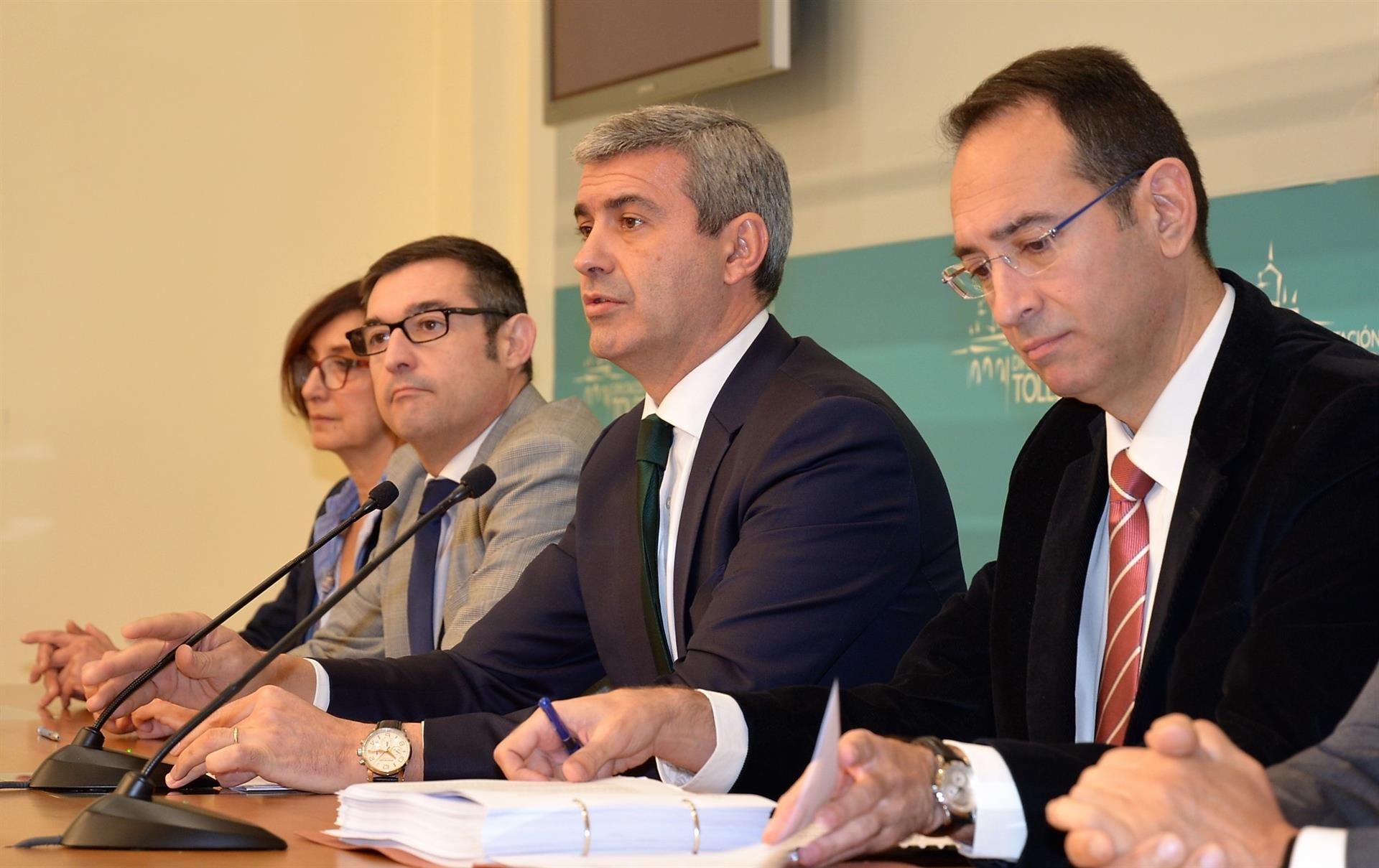 Diputación toledana financiará los gastos que los ayuntamientos de la provincia hagan para frenar el virus
