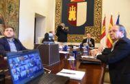 """García-Page compartirá el material sanitario que no necesite Castilla-La Mancha porque """"somos un país y tenemos que salir todos juntos"""""""