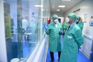 Quinto día sin fallecimientos registrados por COVID-19 en Castilla-La Mancha