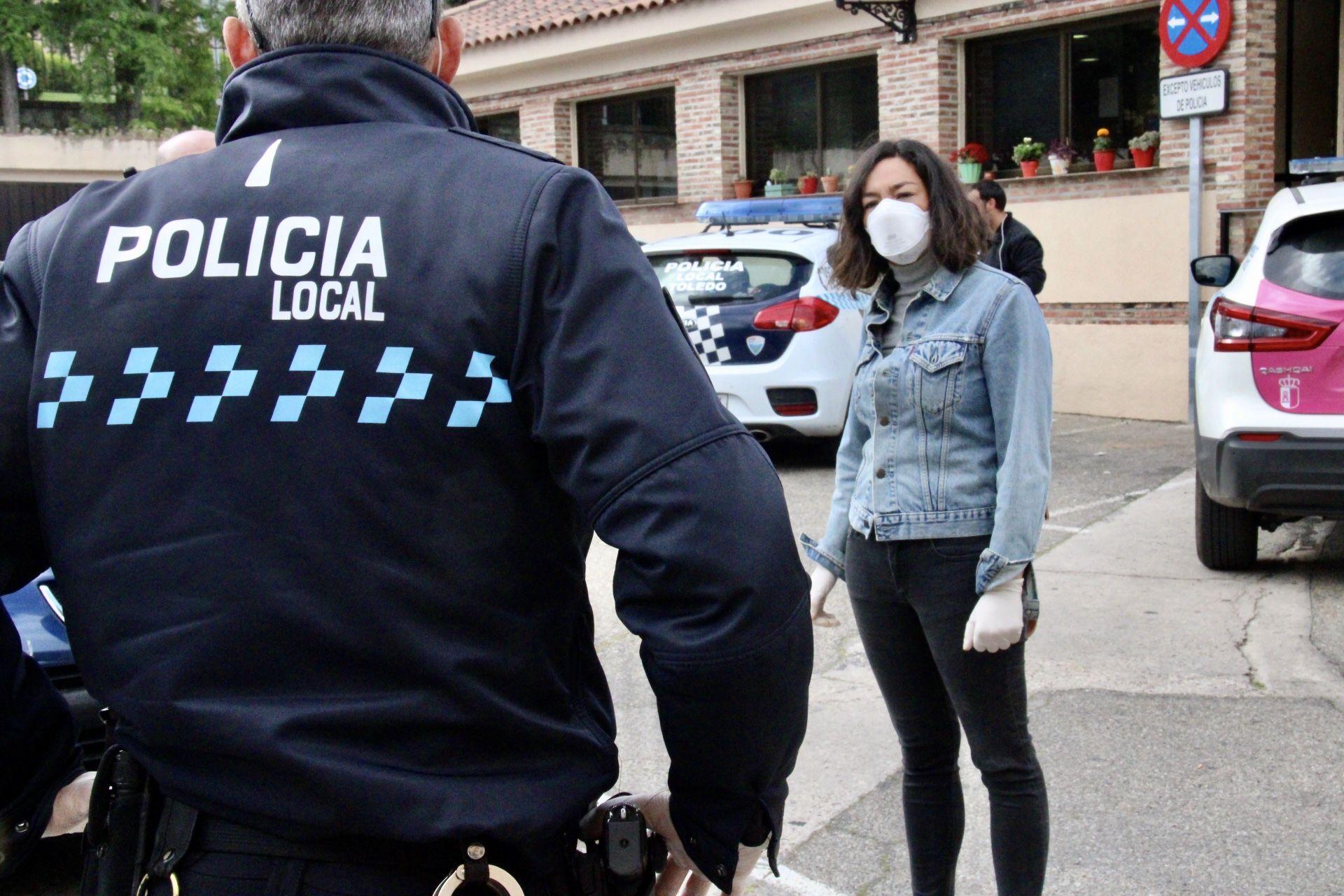 """Alonso: """"La Policía y los Bomberos de Toledo necesitan que el Ayuntamiento les realice test rápidos de forma urgente y les suministre EPIS adecuados"""""""