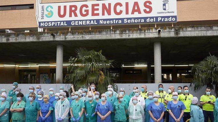 El número de altas epidemiológicas dobla al número de fallecimientos en Castilla-La Mancha