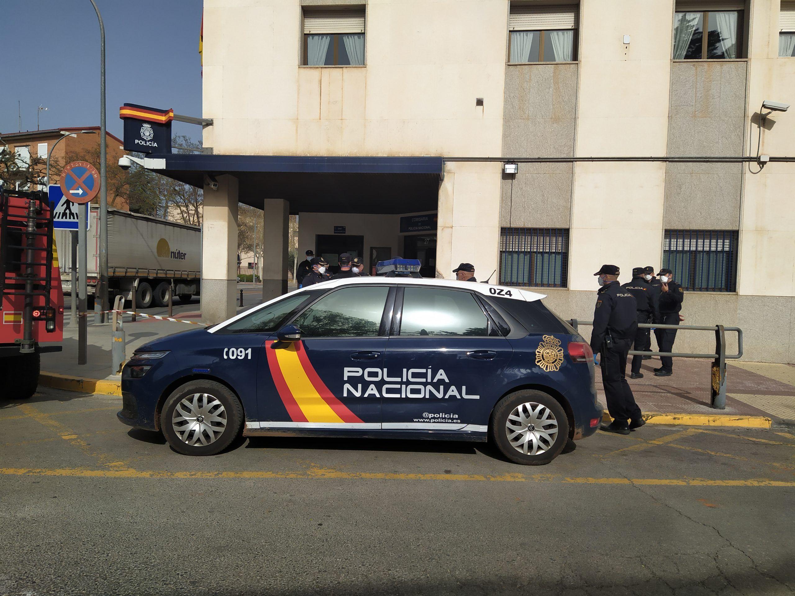 La Policía Nacional detiene a una persona por incumplir la prohibición de desplazamiento del Real Decreto del Estado de Alarma