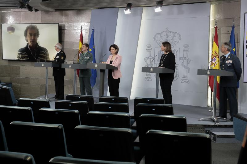 España supera los 10.000 muertos por coronavirus y el 24% de contagiados ya se ha curado